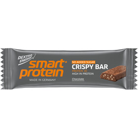 Dextro Energy Smart Protein Crispy Box 15x45g, Chocolate